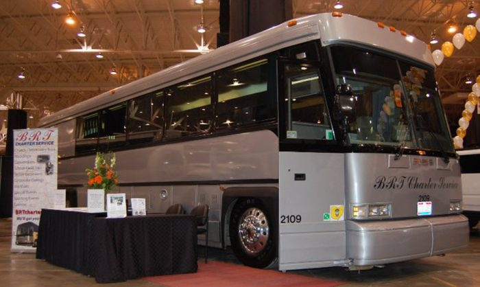 Fox News, BRT Charter Service, Ohio bus rental